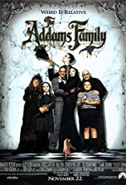 The Addams Family(1991) Poster - Movie Forum, Cast, Reviews