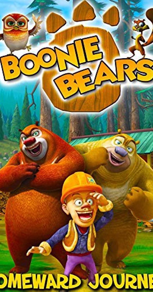 Boonie Bears: Homeward Journey 2013 BRRip