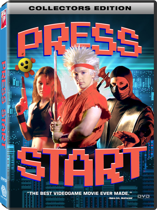 image Press Start (2007) (V) Watch Full Movie Free Online