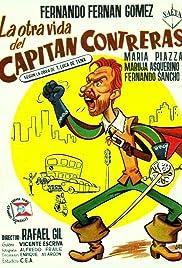 La otra vida del capitán Contreras Poster