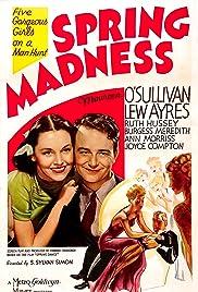 Spring Madness(1938) Poster - Movie Forum, Cast, Reviews