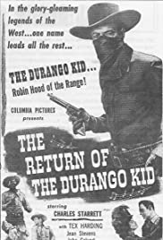 The Return of the Durango Kid Poster