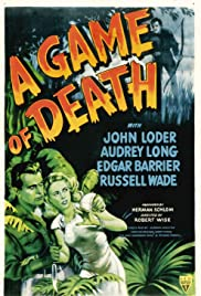 A Game of Death(1945) Poster - Movie Forum, Cast, Reviews