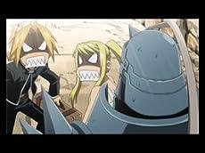 Fullmetal Alchemist Brotherhood: Part 1