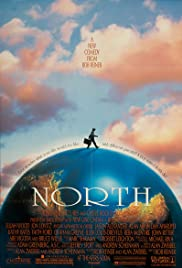 North (1994) Poster - Movie Forum, Cast, Reviews