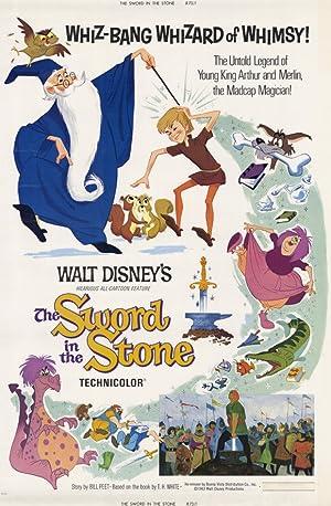 Poster Die Hexe und der Zauberer
