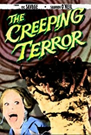 The Creeping Terror (1964) Poster - Movie Forum, Cast, Reviews