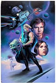 Star Wars: Feel the Force Poster