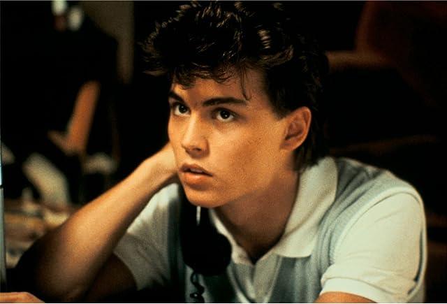 Johnny Depp in A Nightmare on Elm Street (1984)