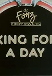 King for a Day Poster