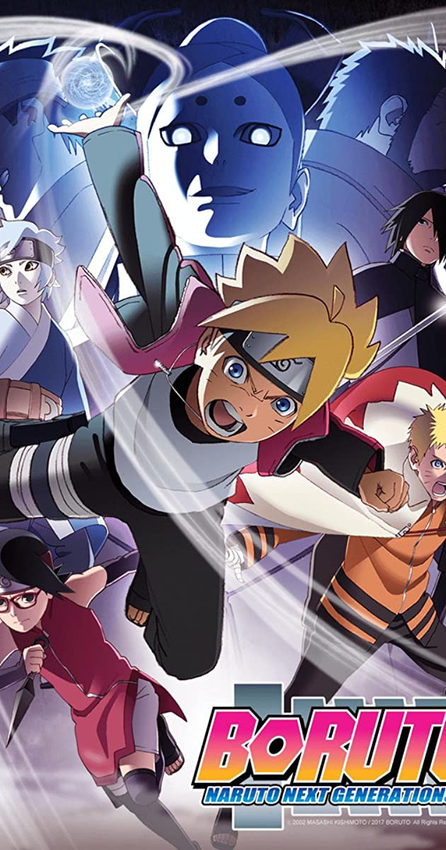 Boruto: Nauja Naruto karta / Boruto: Naruto Next Generations  (1 Sezonas) (2017)