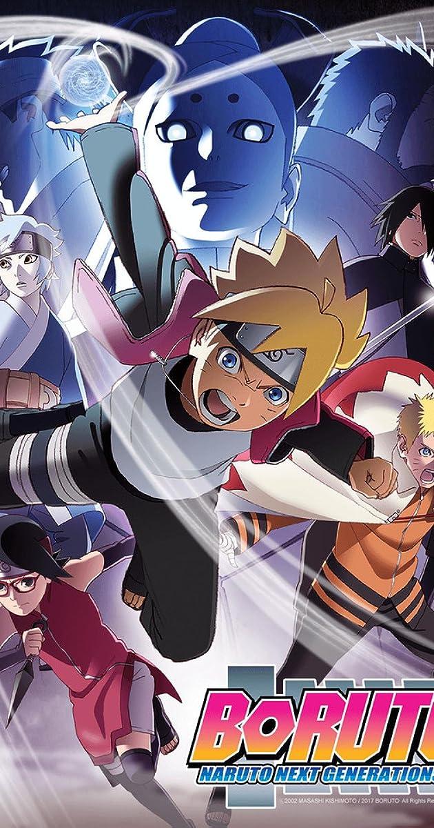 Boruto Naruto Next Generations TV Series 2017