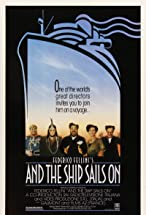 Primary image for And the Ship Sails On