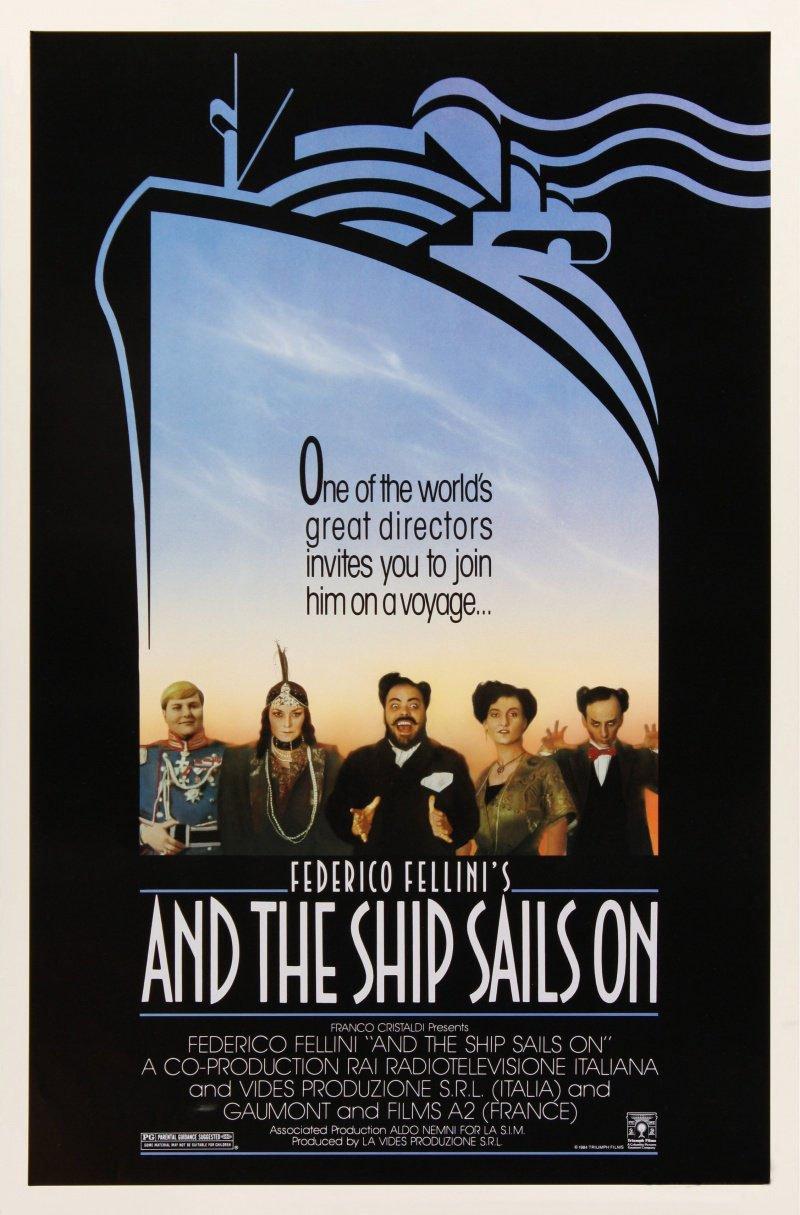 Image E la nave va Watch Full Movie Free Online