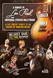 A Tribute to Les Paul Poster