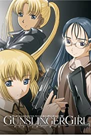 Gunslinger Girl Poster - TV Show Forum, Cast, Reviews