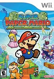 Super Paper Mario(2007) Poster - Movie Forum, Cast, Reviews