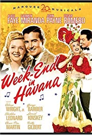 Week-End in Havana (1941) Poster - Movie Forum, Cast, Reviews
