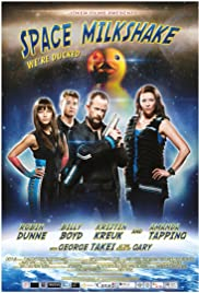 Space Milkshake (2012) Poster - Movie Forum, Cast, Reviews