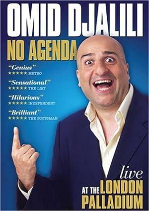 watch Omid Djalili: No Agenda - Live at the London Palladium full movie 720