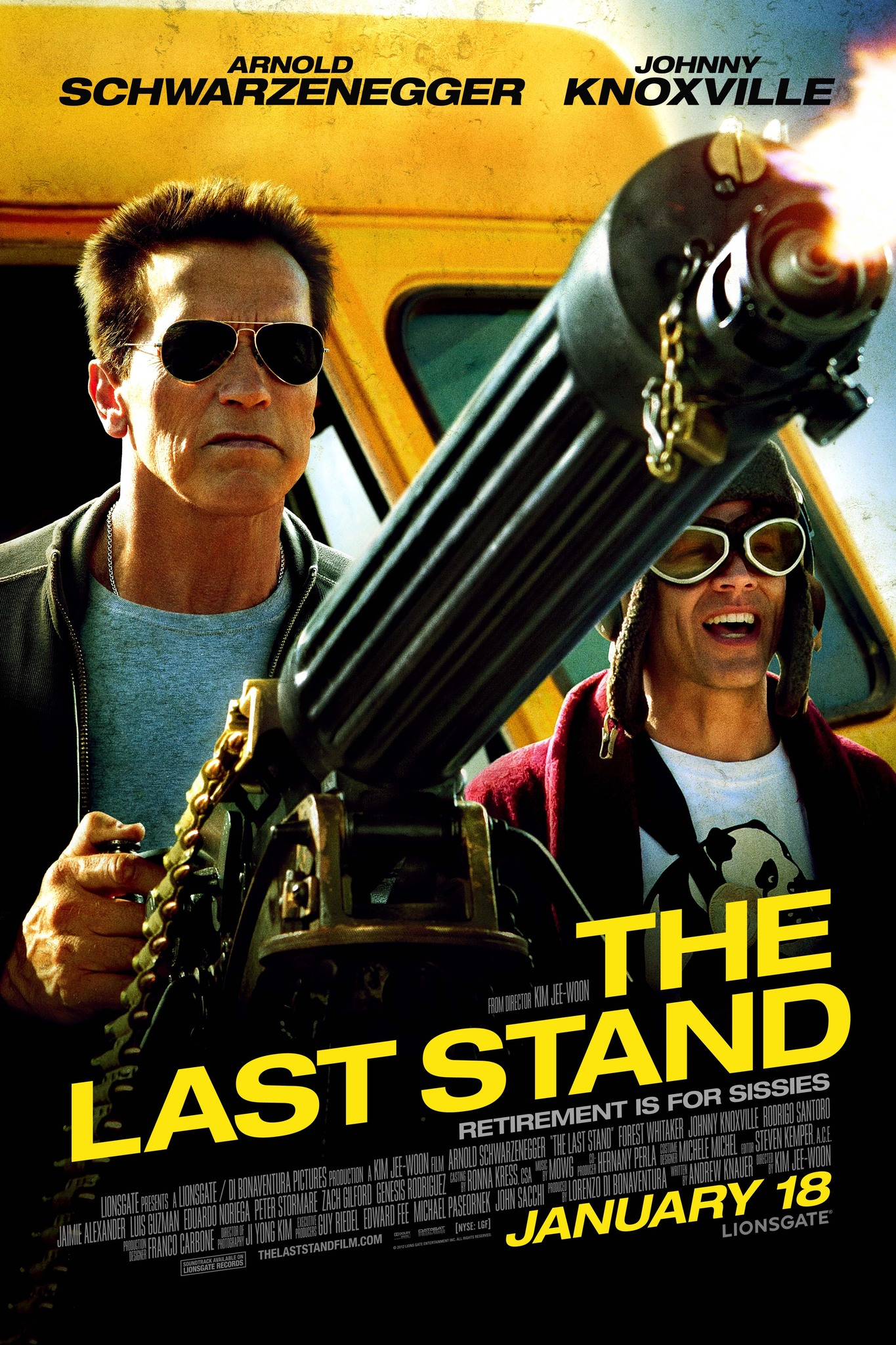 image The Last Stand Watch Full Movie Free Online