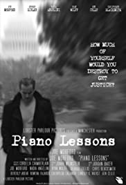 Piano Lessons Poster