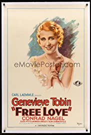 Free Love Poster