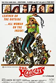 The Hellcats(1968) Poster - Movie Forum, Cast, Reviews