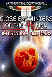 Close Encounters of the 4th Kind: Infestation from Mars Poster