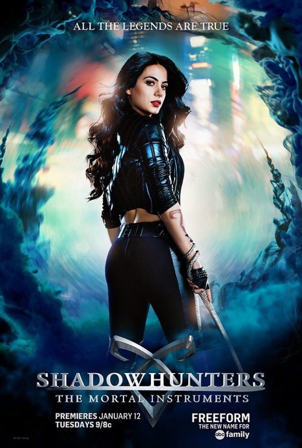 Shadowhunters S02E06 – Iron Sisters