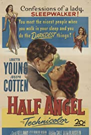 Half Angel (1951) Poster - Movie Forum, Cast, Reviews