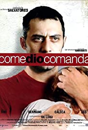 As God Commands Poster