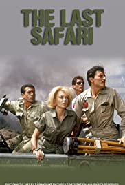 The Last Safari Poster