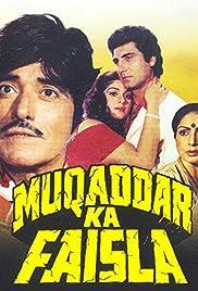 Muqaddar Ka Faisla 1987 1080p Untouched WEBHD AVC AAC ESub [DDR] 4.9GB