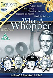 What a Whopper (1961) Poster - Movie Forum, Cast, Reviews