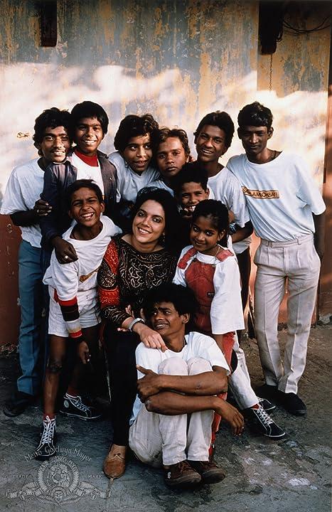 Mira Nair and Shafiq Syed in Salaam Bombay! (1988)