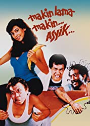 Makin Lama Makin Asyik (1987) poster