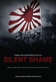 Silent Shame Poster