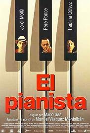 El pianista Poster