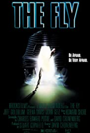 The Fly (1986) Poster - Movie Forum, Cast, Reviews