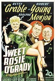 Sweet Rosie O'Grady(1943) Poster - Movie Forum, Cast, Reviews