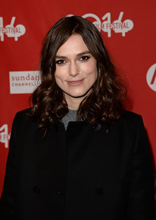 Keira Knightley at an event for Laggies (2014)