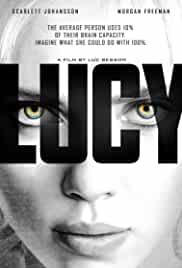 Lucy (2014) BRRip 480p 300MB Dual Audio ( Hindi – English ) MKV