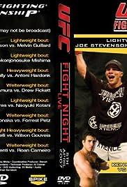 UFC: Fight Night 9 Poster