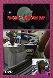 Finding the Boom-Bap Poster