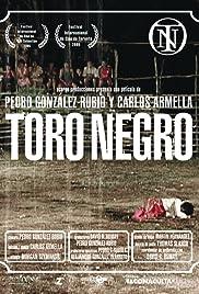 Toro negro Poster