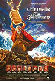 The Ten Commandments (1956) Poster - Movie Forum, Cast, Reviews