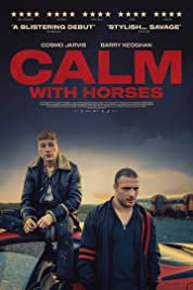 Calm with Horses (2020) poster
