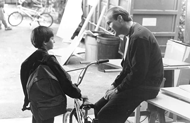 William Hurt and Charlie Korsmo in The Doctor (1991)