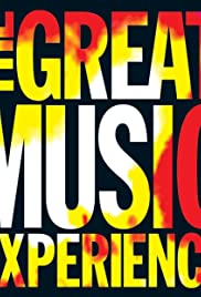 The Great Music Experience Poster
